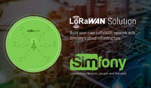 LoRaWAN IoT app